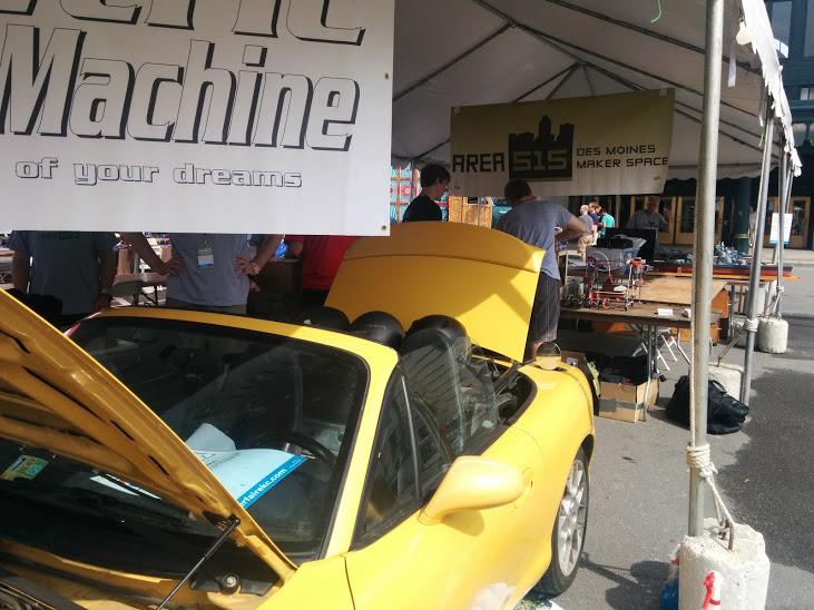 Area515 at Kansas City Maker Faire 2014