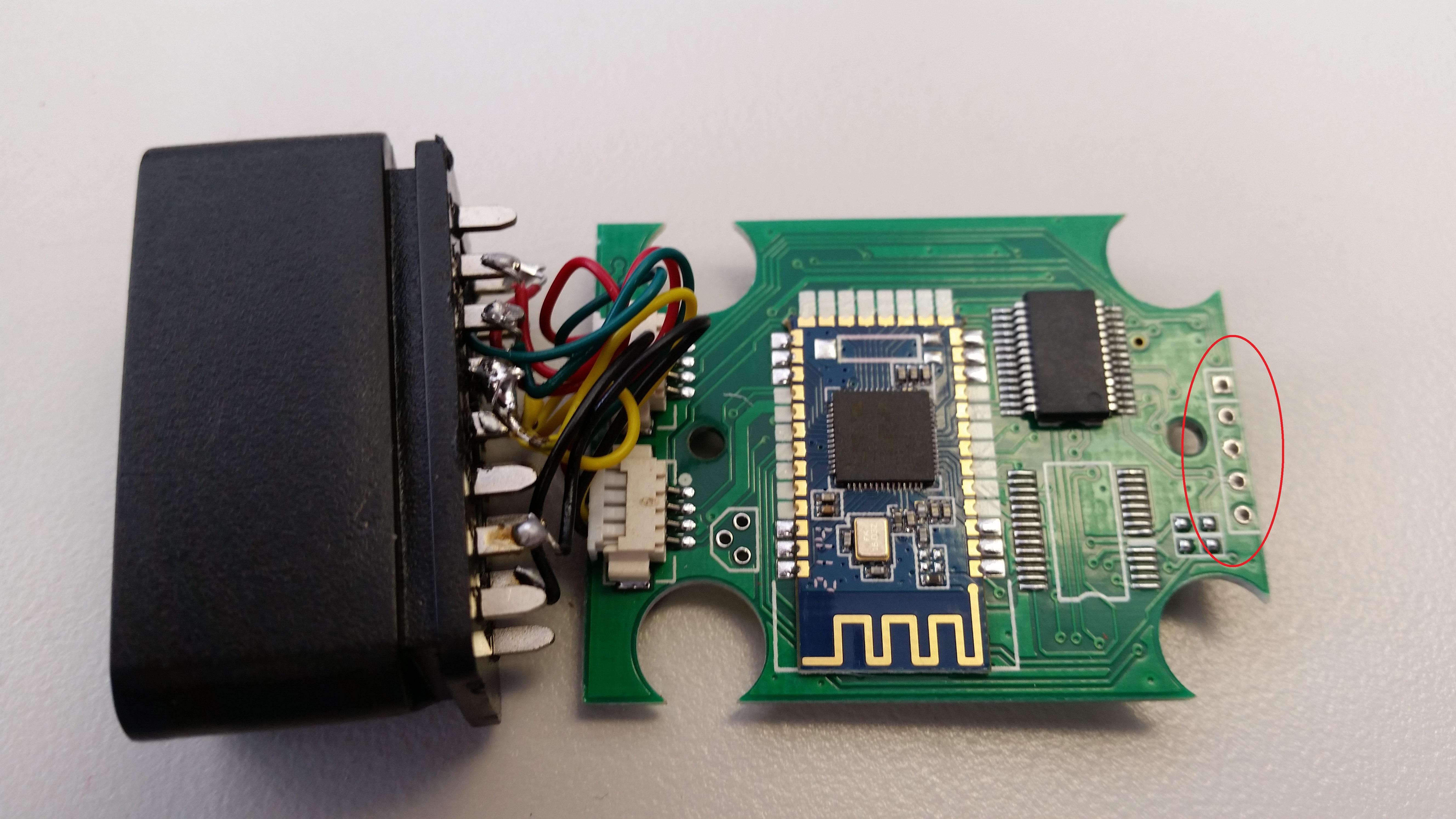 ELM327 hacking - Area515